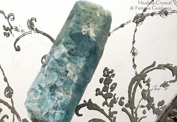 アクアマリン原石画像